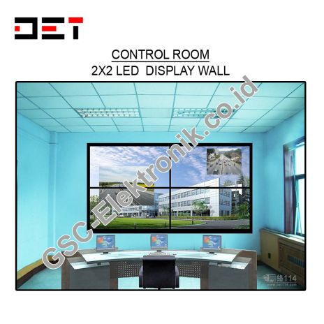 DET DISPLAY DET DH-55L50 (55-inch) 4 control_room